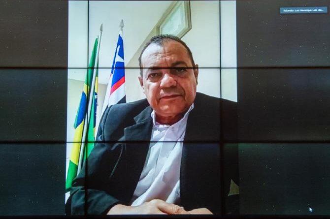 Luiz Henrique Lula fala sobre conflitos agrários em seu primeiro pronunciamento na Assembleia