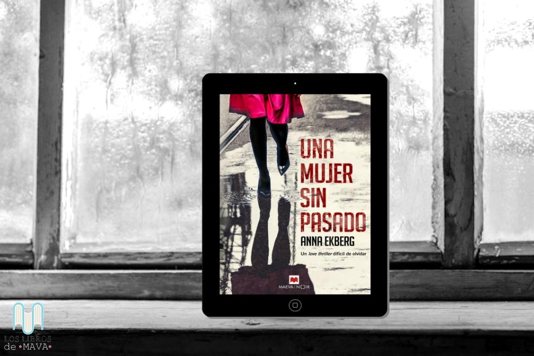 Anna Ekberg, Love thriller, Maeva