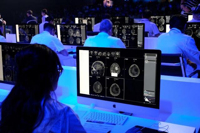 AI diagnoses tumours faster