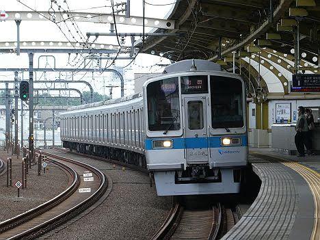 【ダイヤ乱れ!】2000形の各駅停車 町田行き