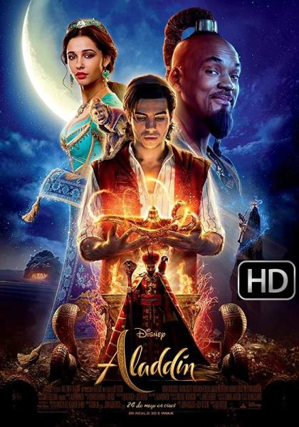 [Movie] Aladdin (2019) 720p WEB-DL 800MB nItRo