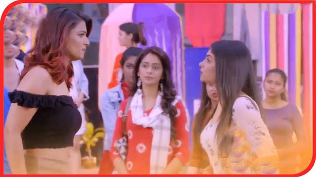 Big Twist : Abhi Pragya's daughters Prachi and Rhea become enemies before sisters in Kumkum Bhagya