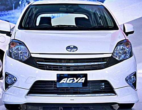 Toyota Agya Plus New Concept 2016