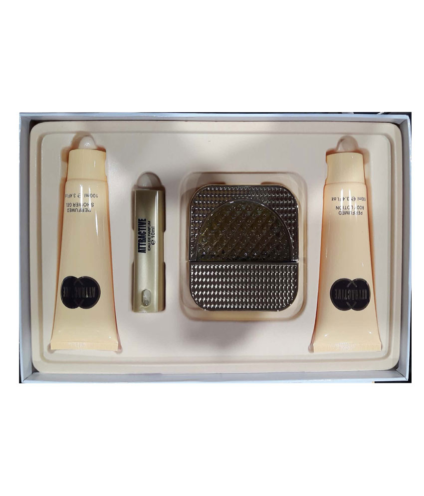 Attractive Gift Set Sellion Parfume Women REF: 860