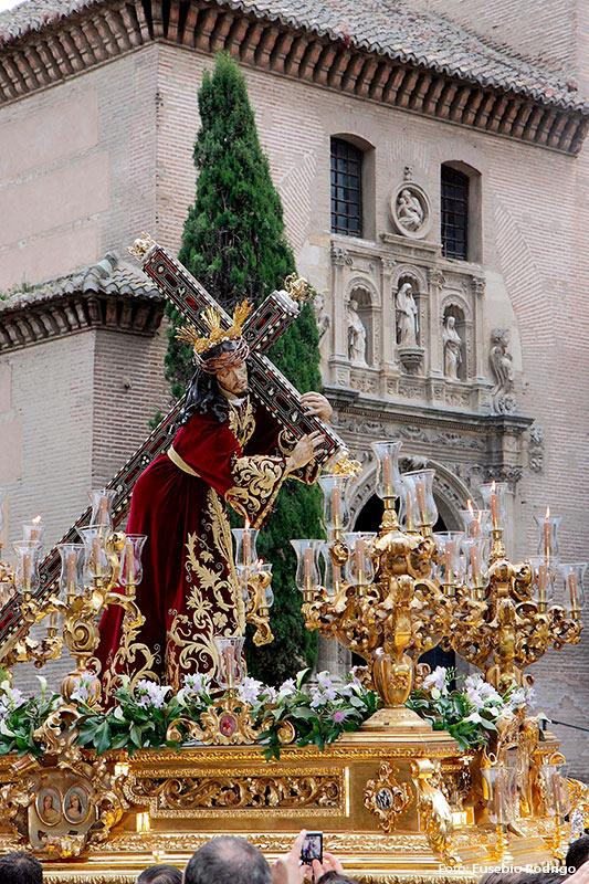 La Hermandad del Santo Vía Crucis de Granada ha renovado el contrato con la banda de los Ángeles