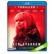 Operación Red Sparrow (2018) BRRip 1080p Audio Dual Latino-Ingles