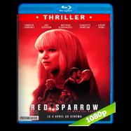 Operación Red Sparrow (2018) BRRip 1080p Audio Dual Latino-Ingles