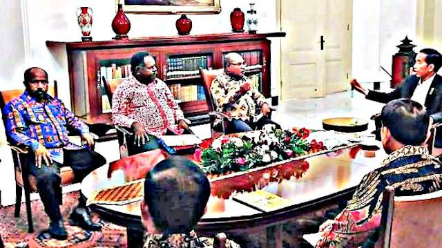 Presiden Jokowi Ingin Kaji Faktor Penyebab Wabah Campak dan Gizi Buruk di Asmat