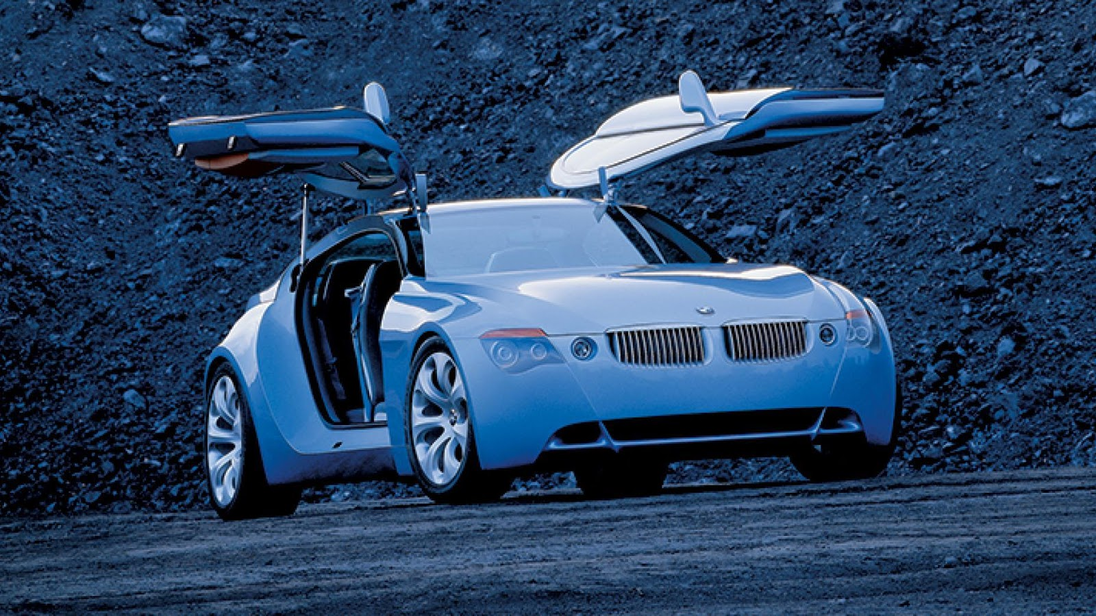 1999: BMW Z9 Gran Turismo