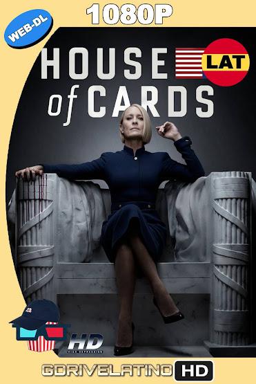 House of Cards (2013-2018) Temporada 01 al 06 WEB-DL 1080p Latino-Ingles MKV