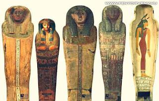 Rejtélyek, titkok: Szarkofágok, piramisok