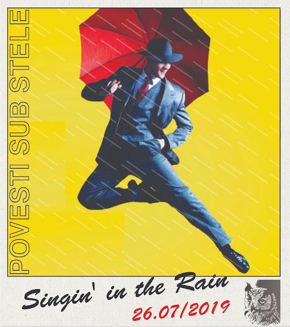 Vineri, la Teatrul de Vară, Hollywood-ul cântă în ploaie