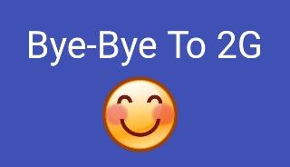 Jio is Growing to Bye Bye 2G Network