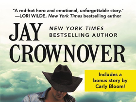 Book Review: Justified (Loveless, Texas #1) by Jay Crownover