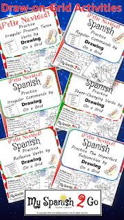 My Spanish To Go