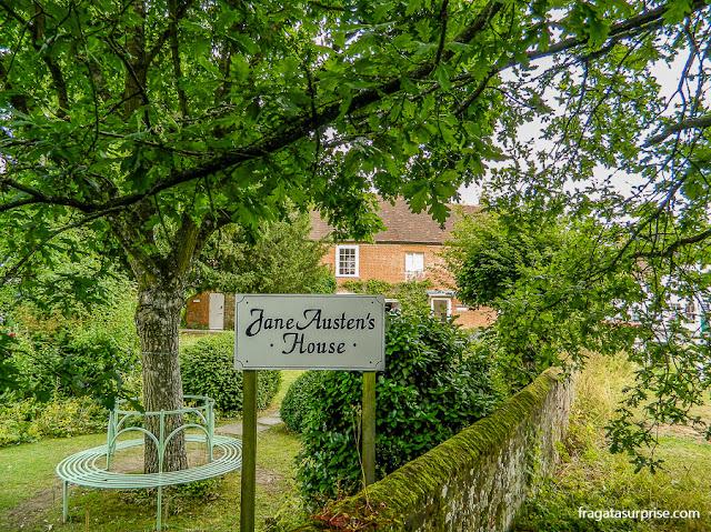 Casa de Jane Austen, Chawton, Inglaterra