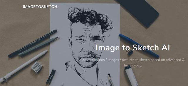 موقع تحويل الصور إلى رسم بالقلم الرصاص