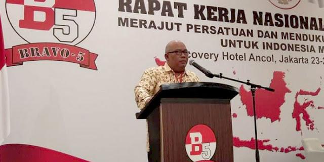 Tokoh Gerindra Sumut: Koalisi PDIP Gerindra Dukung Ganjar, Pilpres 2024 Tuntas