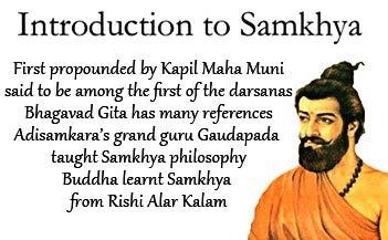 Pokok-pokok ajaran Samkhya