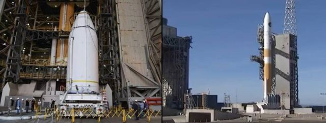 The Super Nations are going to fight against an Evil from Space?  NROL-74%2BLaunch