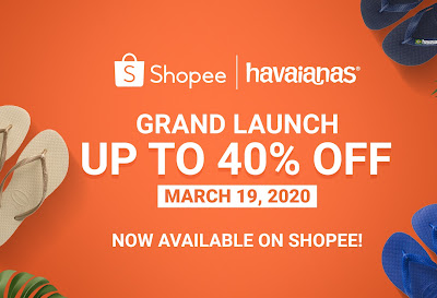 Get Summer Ready with Havaianas' Grand Launch on Shopee