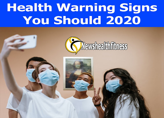 Health Warning Signs You Should