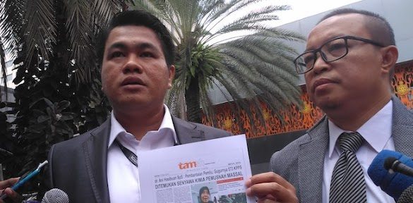 Dokter Ani Hasibuan seperti Jadi Target Hukum
