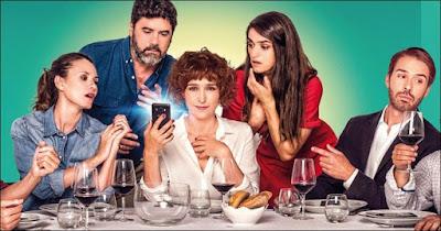 'Perfectos desconocidos' en Madrid