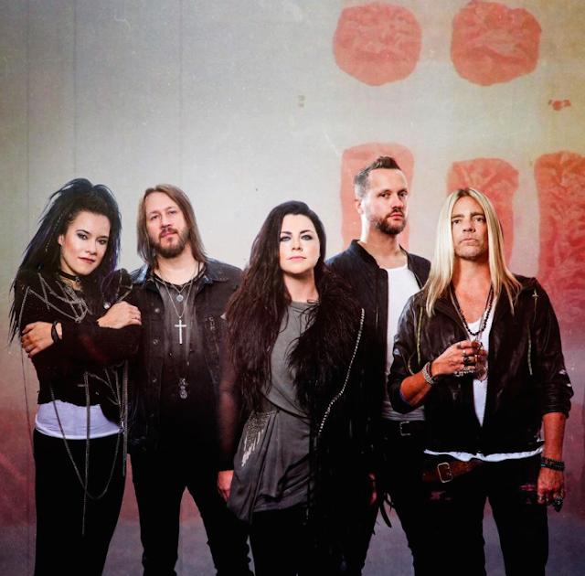 "Evanescence apresentam vídeo de ""The Game Is Over"""