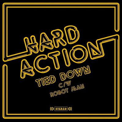 """Το τραγούδι των Hard Action """"Tied Down"""" από το ομότιτλο single"""
