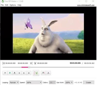 5 Software untuk mengubah file MKV ke GIF gratis terbaik-5