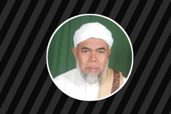 Imam Masjid Baitul Muttaqien Islamic Center Samarinda KH Fakhruddin Wahab Wafat