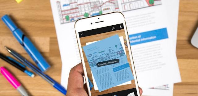 Cara Scan Dokumen Menggunakan Adobe Scan di Android