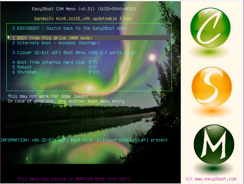 RMPrepUSB, Easy2Boot and USB booting: Ready-made WinPE ISOs