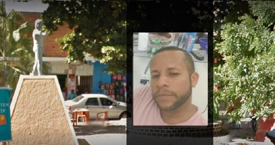 Homem é alvo de tiros na praça do Índio em Juazeiro (BA) - Portal Spy News