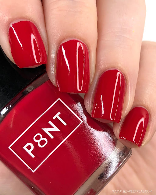 P8nt Polish Hollywood Nights 25 Sweetpeas