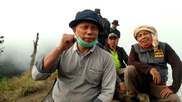 Bupati Lotim Monitoring Kawasan Wisata Savana Propok