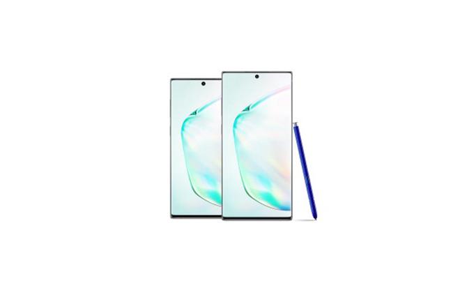 Galaxy Note10+ تصنف كافضل شاشة هاتف ذكي 2019