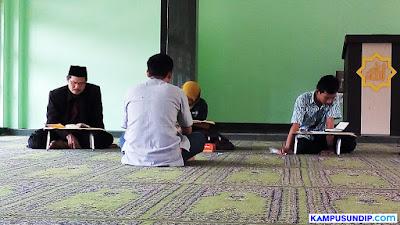 Peringati Dies Natalis FEB Ke-56, Masjid At-Taqwa Gelar Lomba Tahfidz