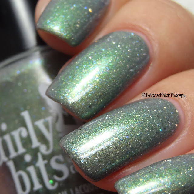 Girly Bits Cosmetics - Act Your Sage