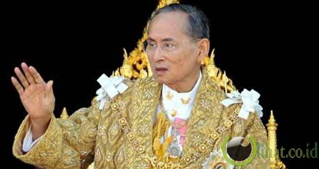 Raja Bhumibhol (Thailand) - 128 Juta Hektar (ha)