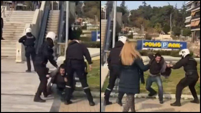 Νέα Σμύρνη: Βίντεο καταγράφουν αστυνομική βία και ξύλο