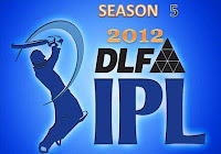 IPL 2012 Time Table and Schedule