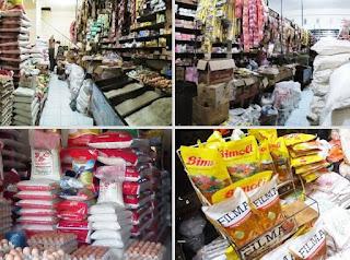 Agen beras, minyak goreng, gula, indomie, elpiji 3 kg di Makassar