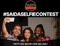 Logo #SAIDASELFIECONTEST  : vinci gratis bottiglie di birra pregiata