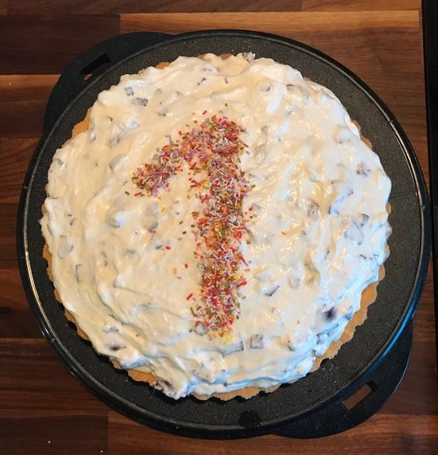 Erster Geburtstag - Torte