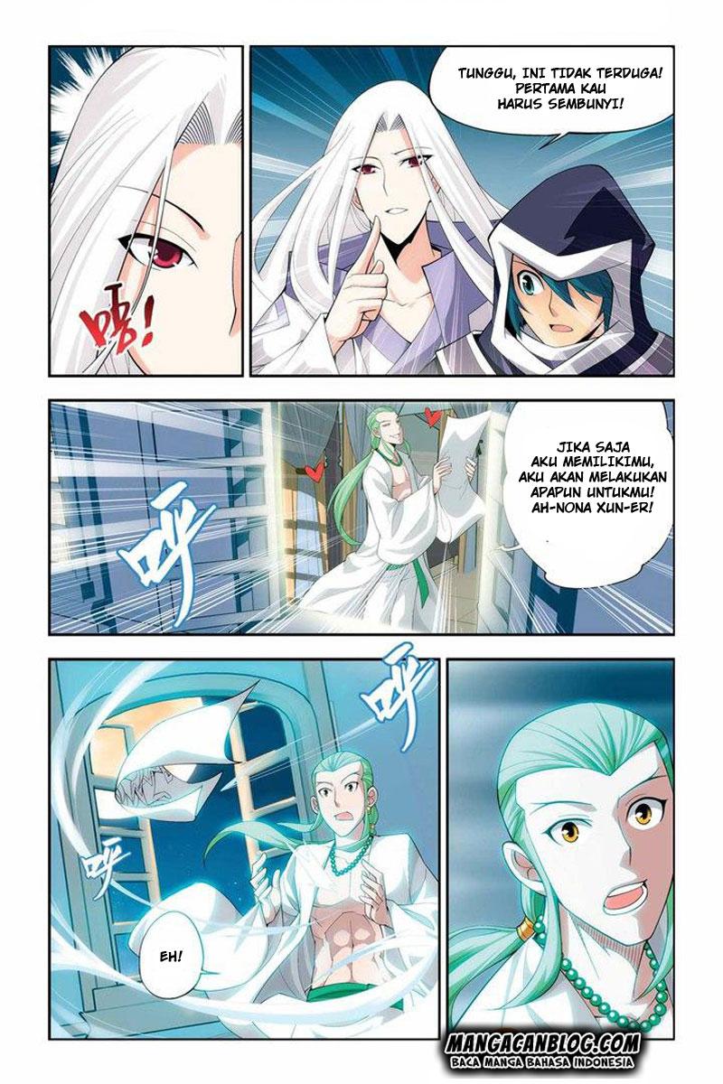 Battle Through Heaven Chapter 17-12