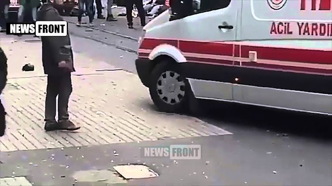 Очередной кровавый теракт в Турции