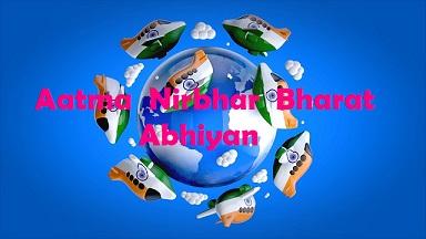 Essay on Aatm Nirbhar Bharat in English | Paragraph of Aatm Nirbhar Abhiyan