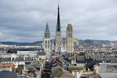 La Catedral Notre-Dame de Ruan